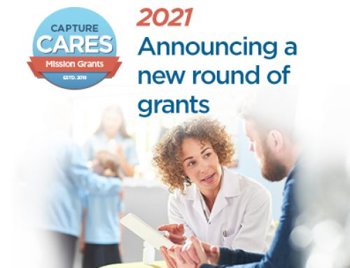 Capture Cares Foundation Awards $300,000 in Grants for 2021