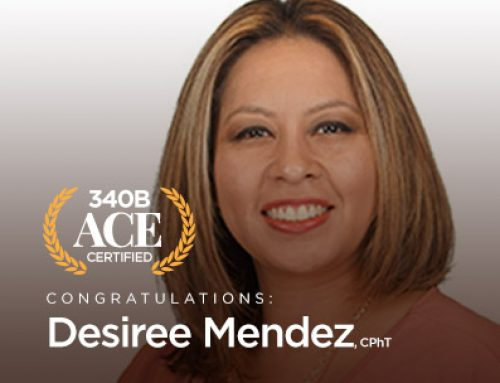 340B ACE Spotlight – Desiree Mendez
