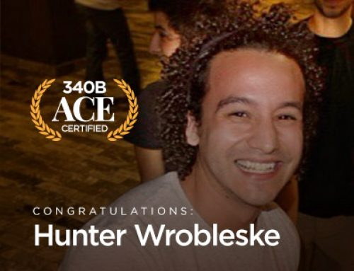 340B ACE Spotlight – Hunter Wrobleske