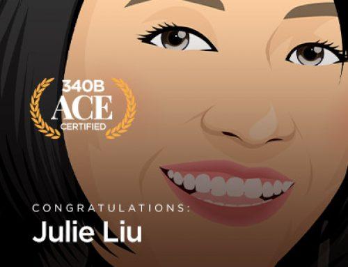 340B ACE Spotlight – Julie Liu